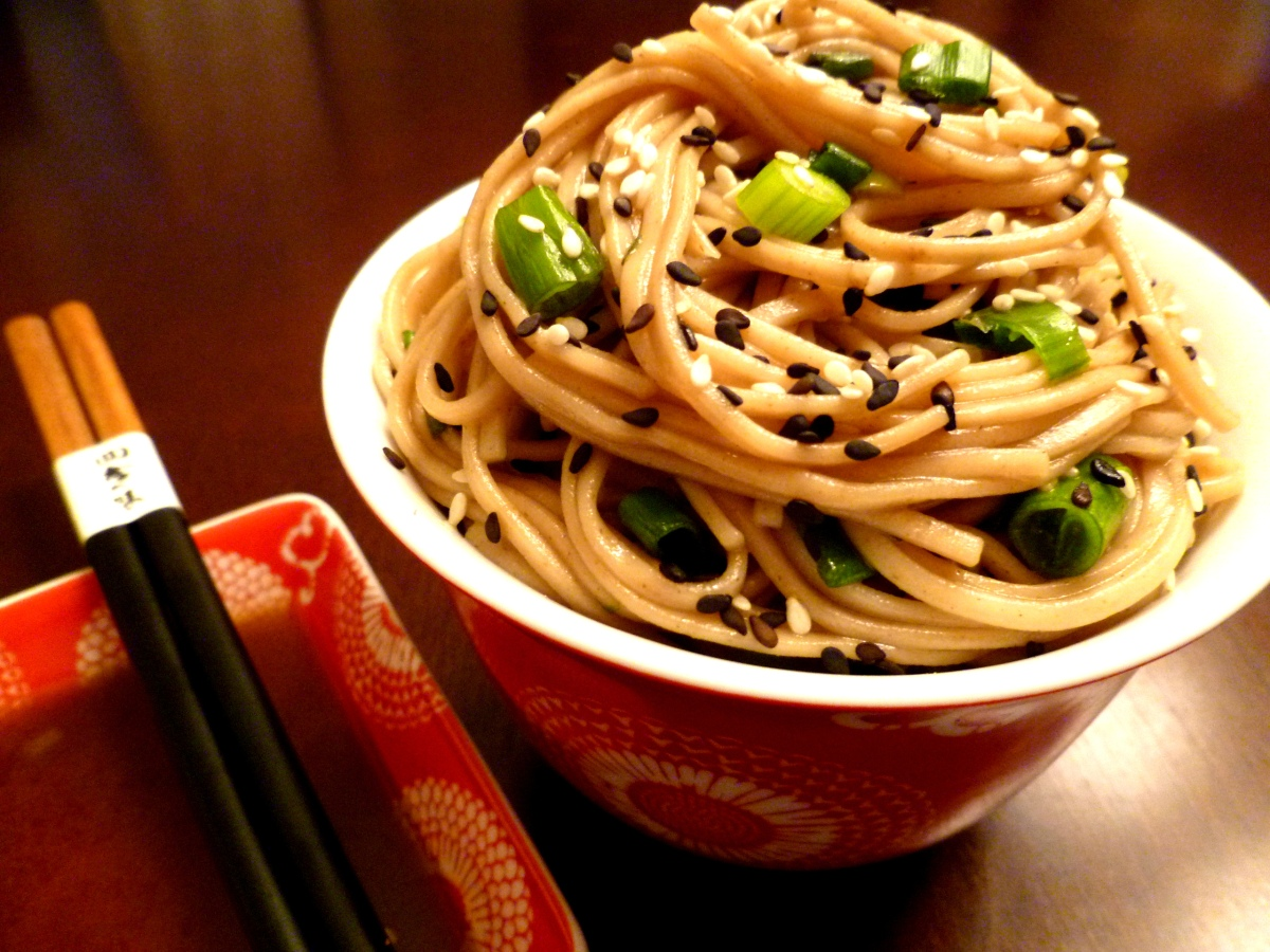 Asian Food Recipes With Noodles