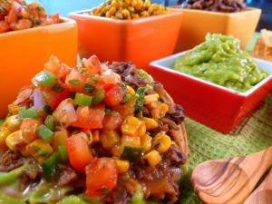 Mexican Tostada 2