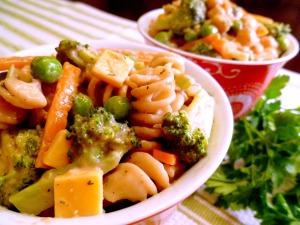 Garden Dill Pasta Salad