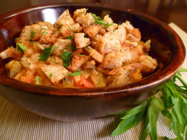 Vegetable Cassoulet