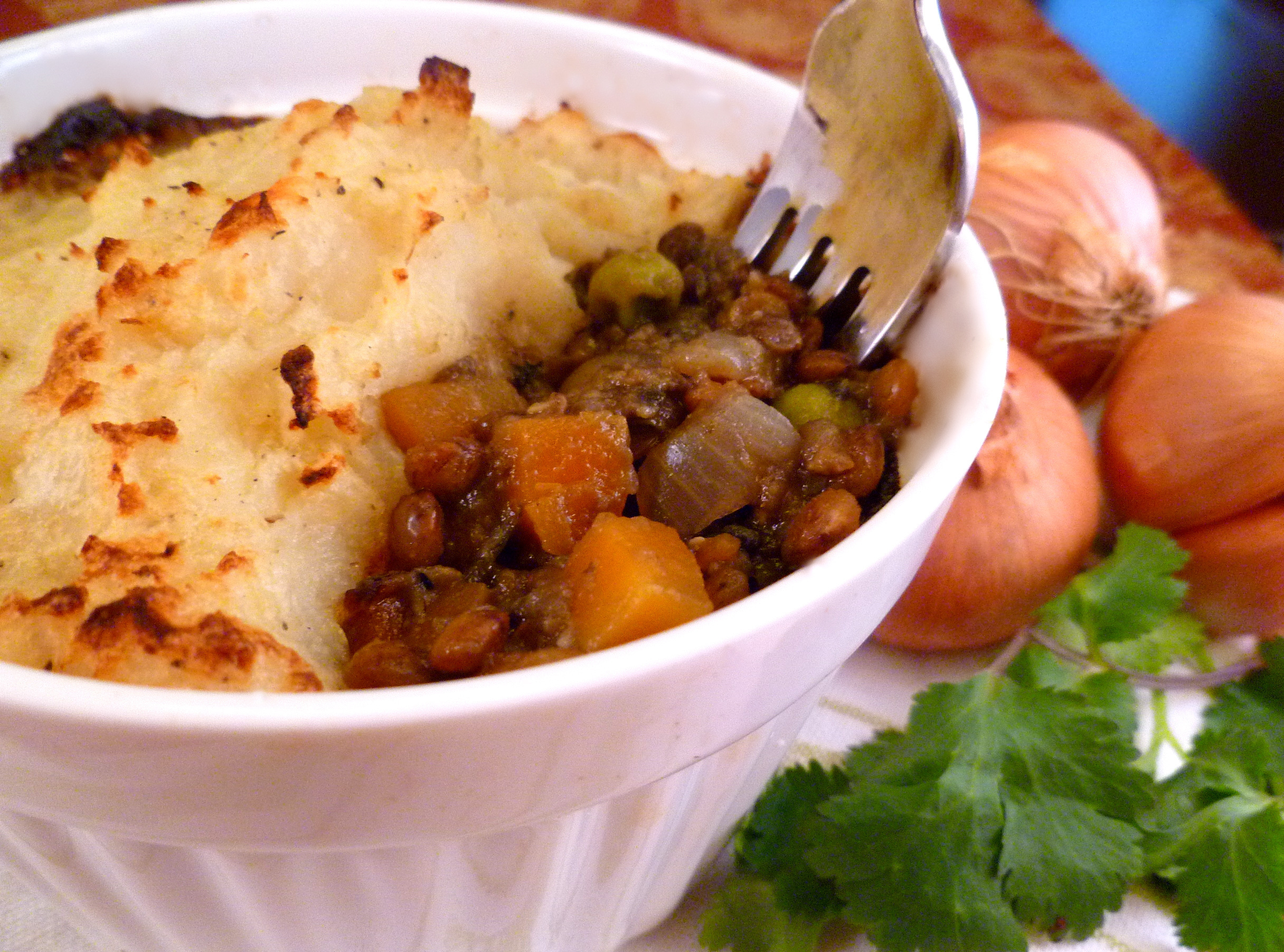 Vegetable Shepherd's Pie Recipes — Dishmaps