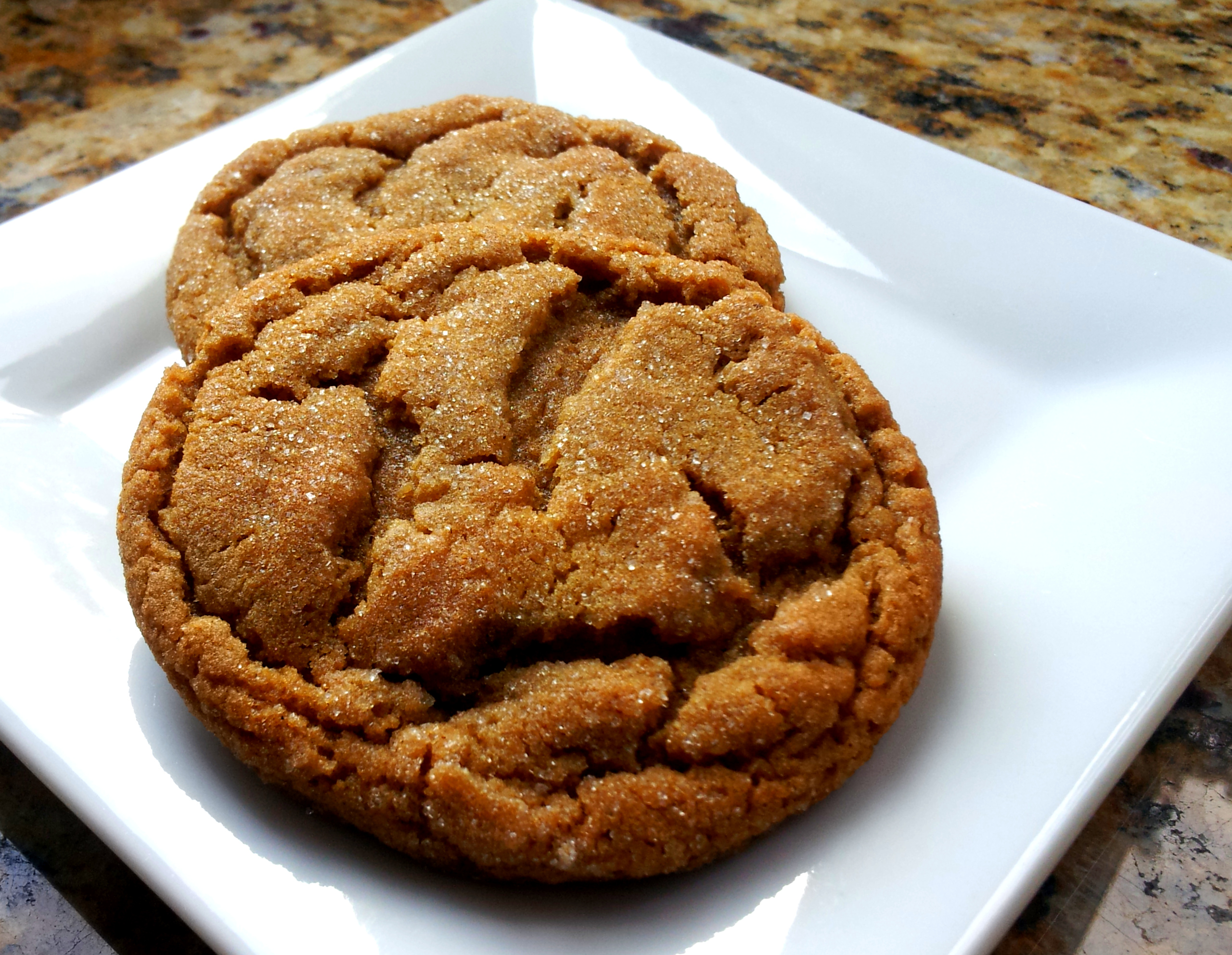 Cookie recipe with molasses
