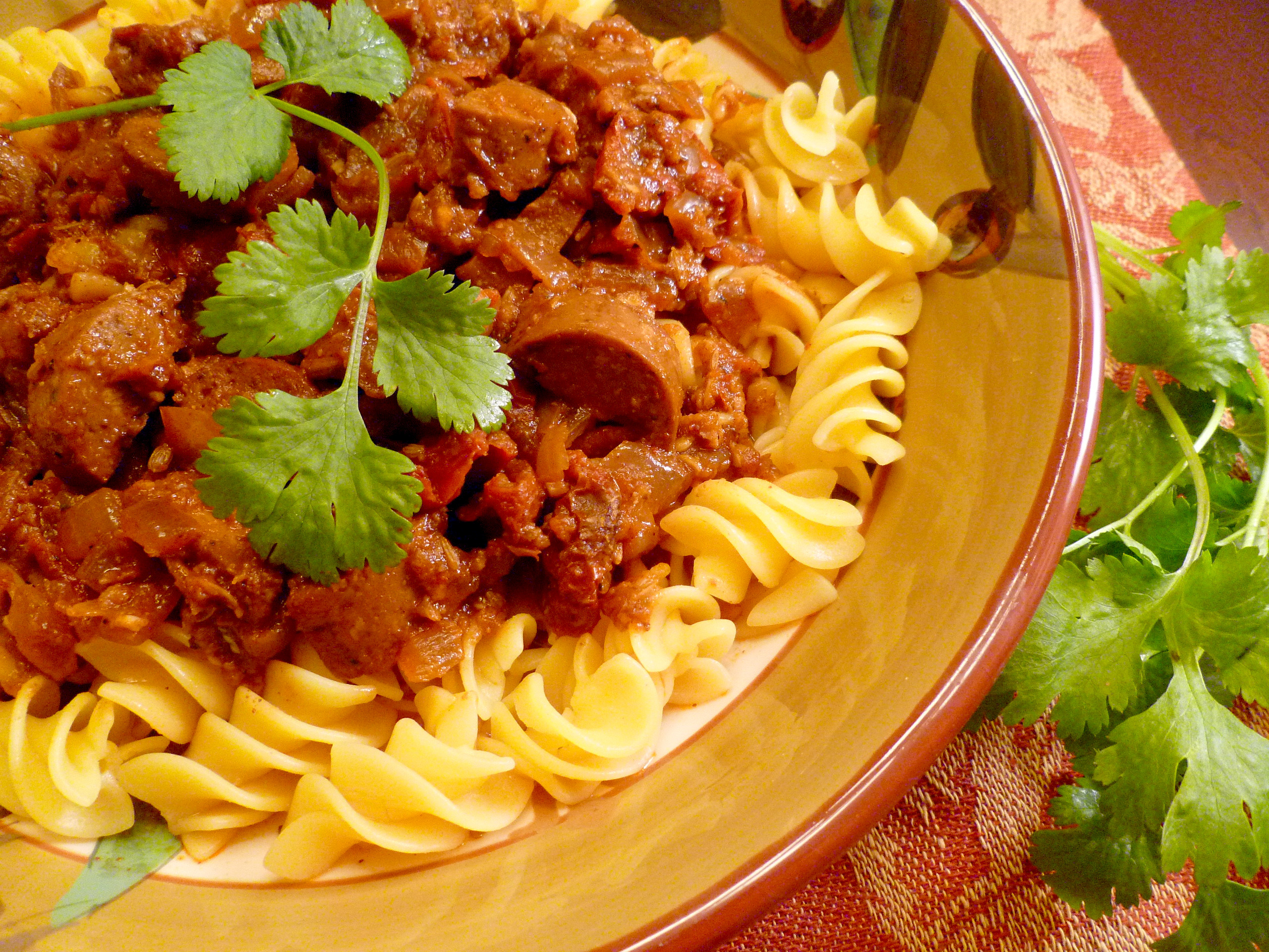 Pasta Sauce With Italian Sausage Recipes — Dishmaps