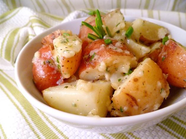 Rosemary Garlic Dijon Red Potatoes2