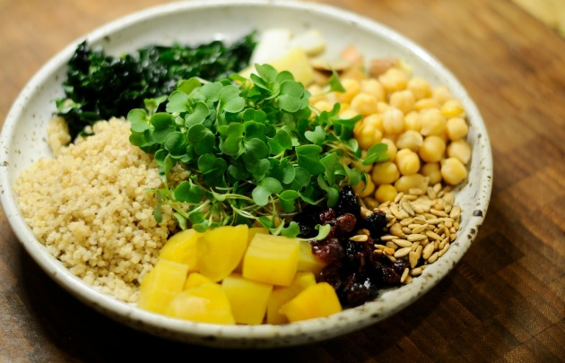 lemon-tahini-bowl